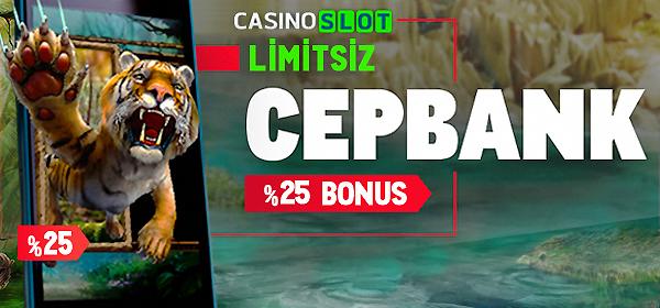 Casino Slot Yatırım Bonusları