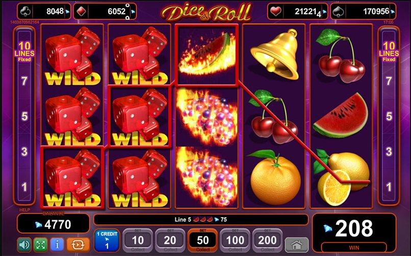 Casinoslot Slot Oyunu