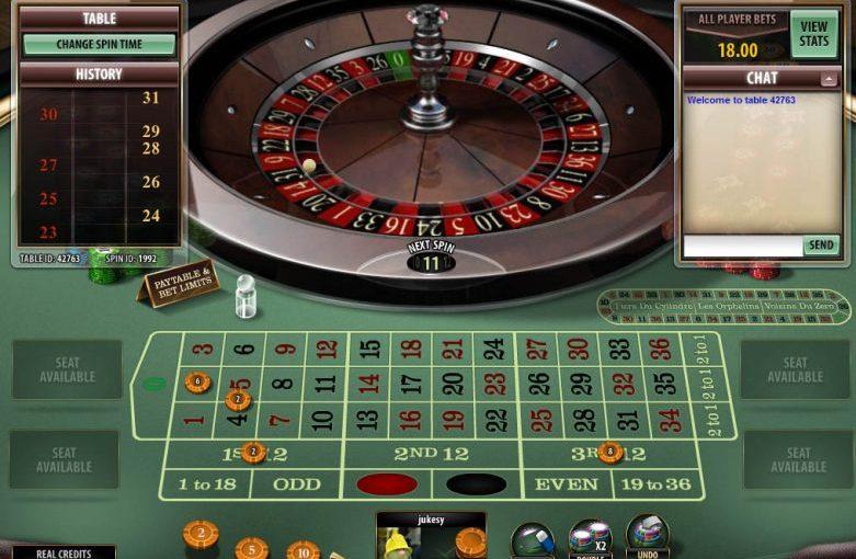 Casino Slot Canlı Rulet Oyunları